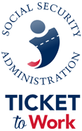 Ticket to Work Program Logo
